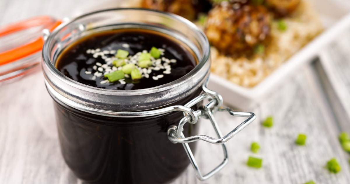 Healthy Homemade Teriyaki Sauce - Slender Kitchen