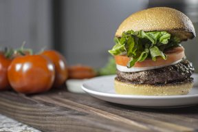 How to cook a burger On the Grill Recipe