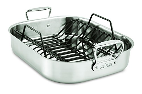 All-Clad E752C264 Stainless Steel Dishwasher Safe ...