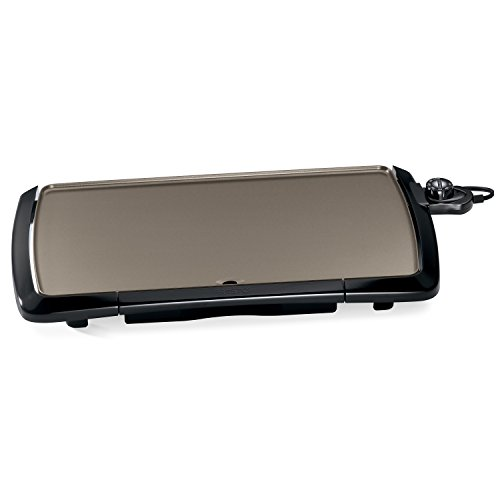 Presto 07055 Cool-Touch Electric Ceramic Griddle, ...