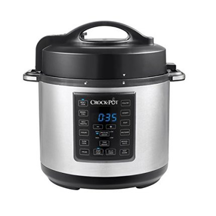 Crock-Pot Express Crock Programmable Multi-Cooker,...