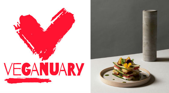 14 restaurants offering Veganuary menus