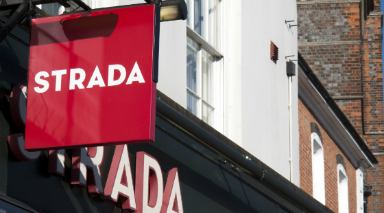 Strada closes nine branches due to 'd...