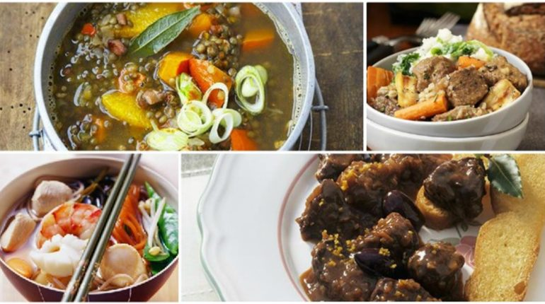 10 Stew Recipes To Help You Beat Cold Weather